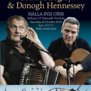 Big night with Séamus Begley & Donogh Hennessey