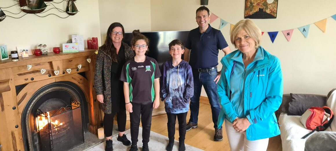 INIS OIRR GOES 'NATIONWIDE'